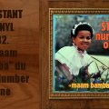 L'instant Vinyle - Maam Bamba Star Number One Djolo Senegal