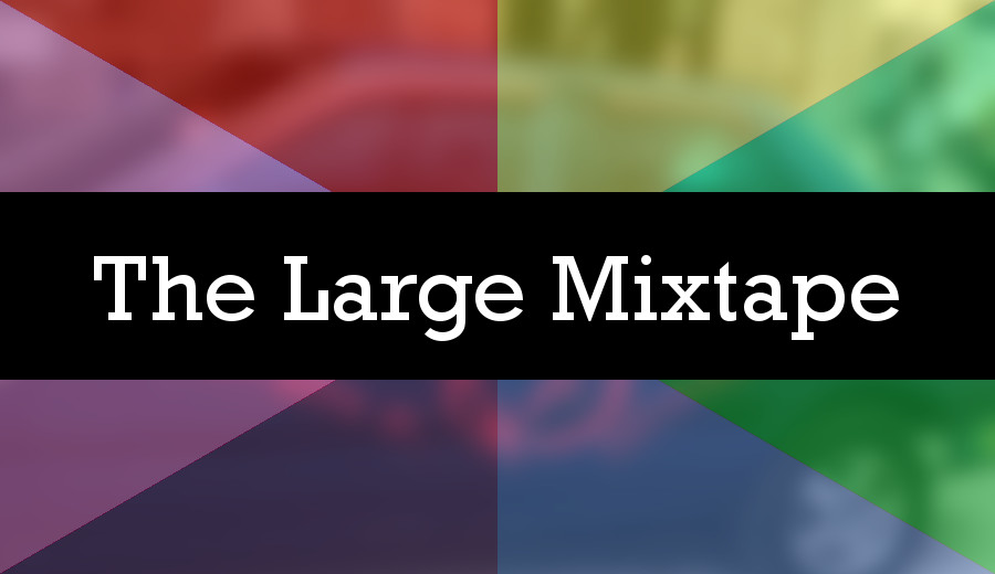The Large Mixtape Mixpak Djolo Mix