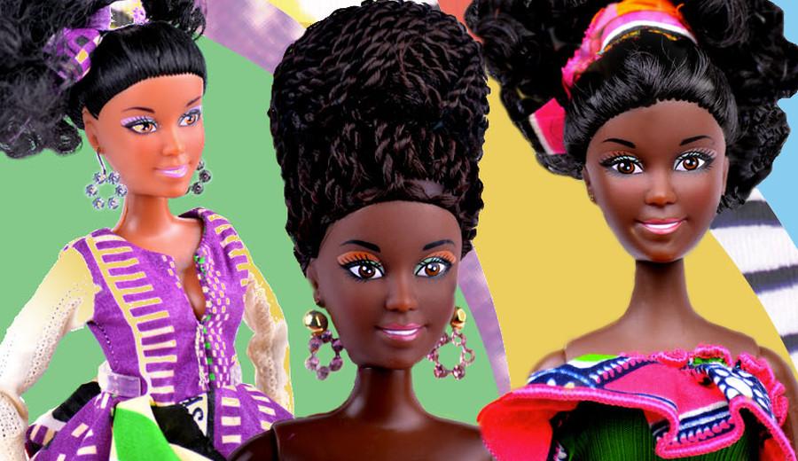 Naima Dolls Une Djolo Mode Bénin Cote d'Ivoire