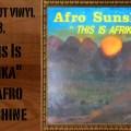 L'instant Vinyle - Afro Sunshine This Is Afrika Djolo Botswana