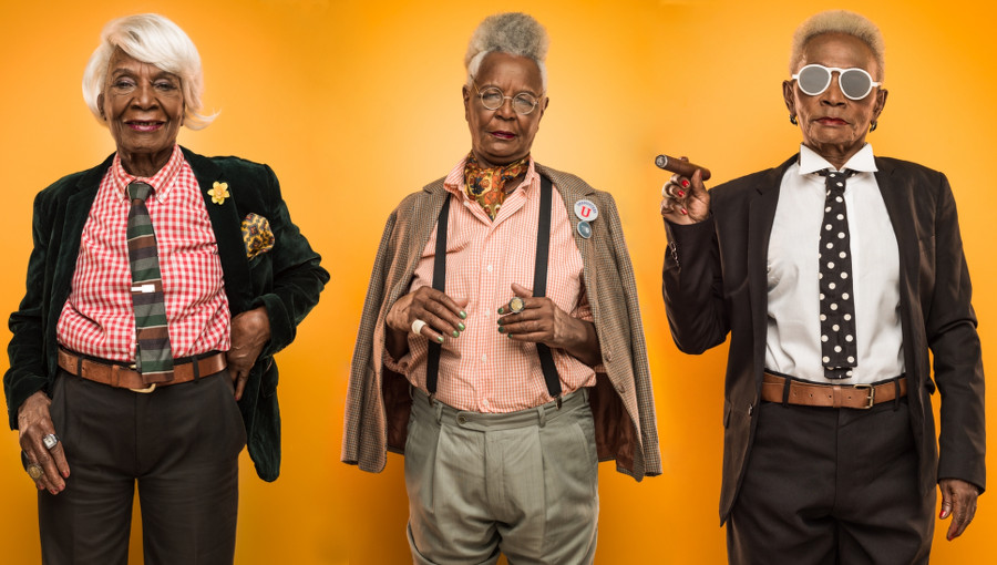Osborne Macharia Extravagant Grannies Nyanye