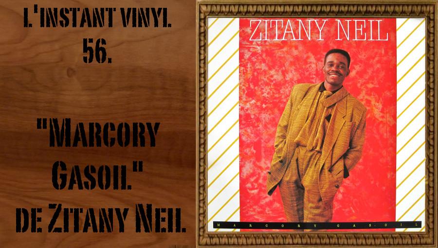 L'instant Vinyle Zitany Neil Marcory Gasoil Djolo Congo