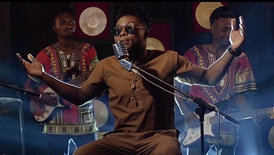Reekado Banks Ladies and Gentlement