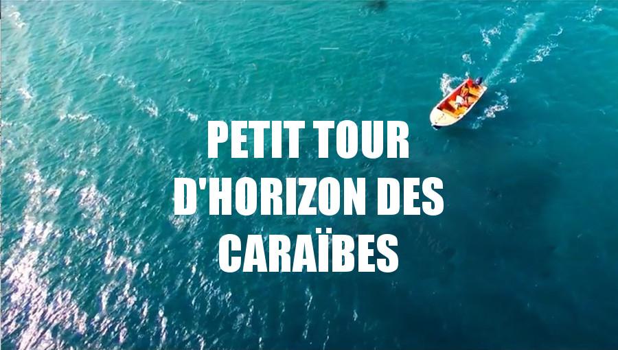Dominik Coco, Petit tour d'horizon des caraïbes