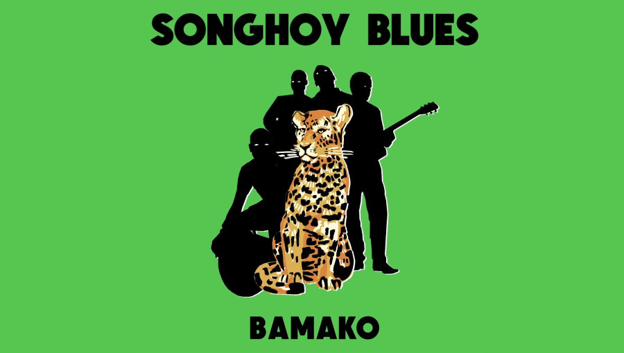 Songhoy Blues Bamako
