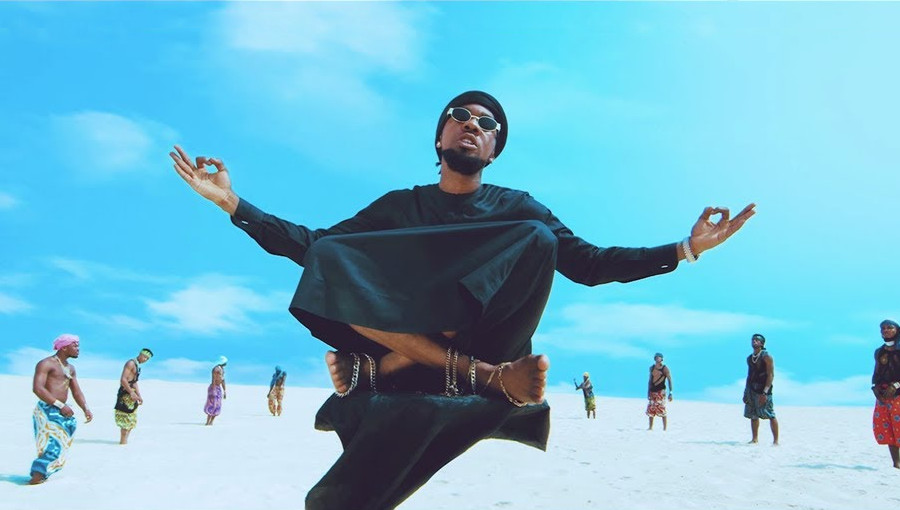Patoranking, available, clip
