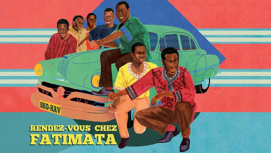 Rendez-vous chez Fatimata avec les Maravillas de Mali et Mory Kanté
