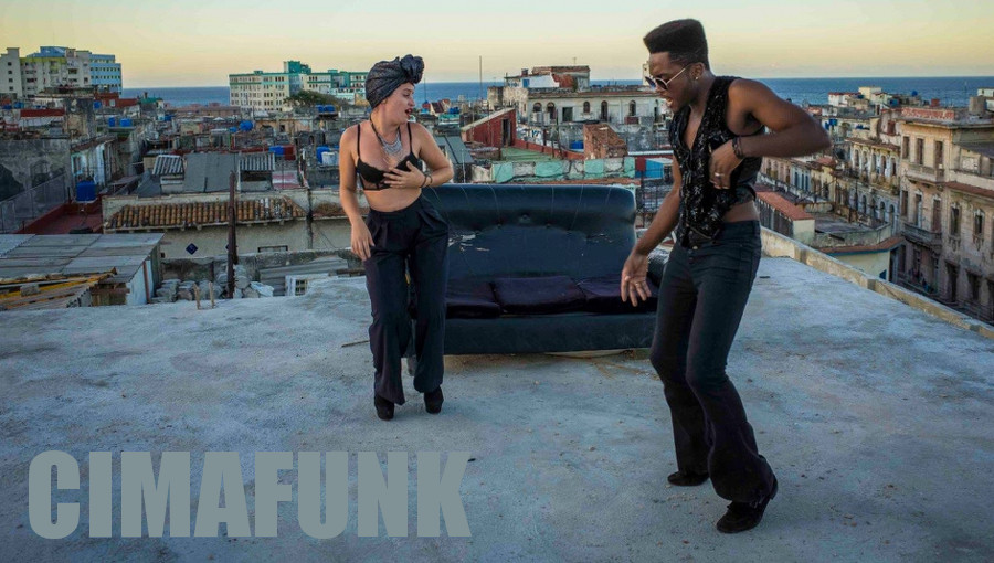 Cimafunk, Me Voy, funk afro cubano, musicien cubain, afrocubain, afropop