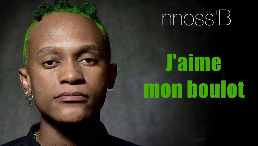 Innoss'B, Mon Boulot, ndombolo, rumba, afrobeat, afropop, nouveau clip, artiste congolais