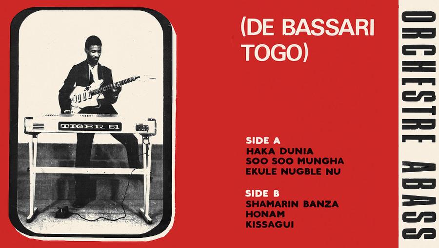 De Bassari Togo, Orchestre Abass, Analog Africa, Haka Dunia, Honam, SHamarin Banza, afrofunk togolais, afrofunk, afrobeat, musique togolaise, nord togo