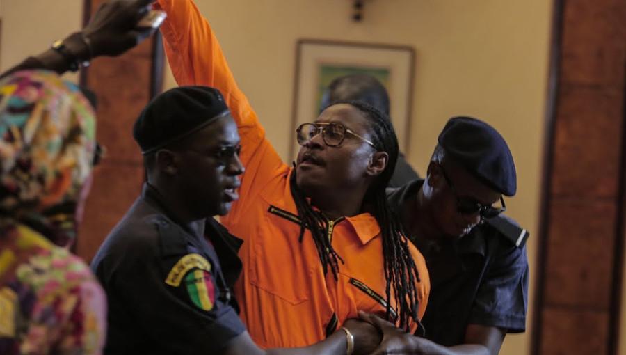 Didier Awadi, hip-hop senegalais, rap galsen, L'impertinent, Made in Africa, nouveau clip, Studio Sankara, positive Black Soul, hip-hop africain