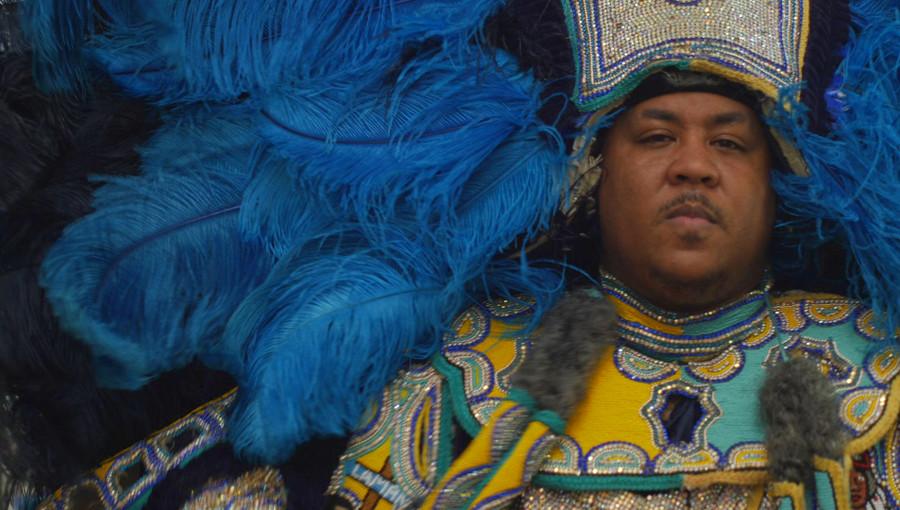 Mardi Gras Indians, Black Indians, NOLA is Calling, Jarring Effects, hip-hop, queer bounce, indiens noirs, Nouvelle Orléans, Big Chief