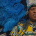 Mardi Gras Indians, Black Indians, NOLA is Calling, Jarring Effects, hip-hop, queer bounce, indiens noirs, Nouvelle Orléans, Big Chief
