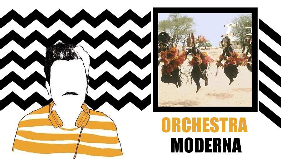 Orchestra Moderna, DJ italien, African Journey, Mageko, mix africain, afrofunk, ethiojazz, soul togolaise