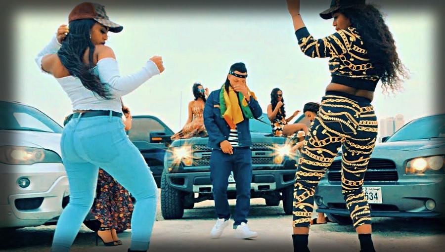 Daggyshash, Daggy Shash, dancehall africain, dancehall ethiopien, Setota, rasta,ethiopie, nouveau clip, nouveua titre, clip tourné à dubai