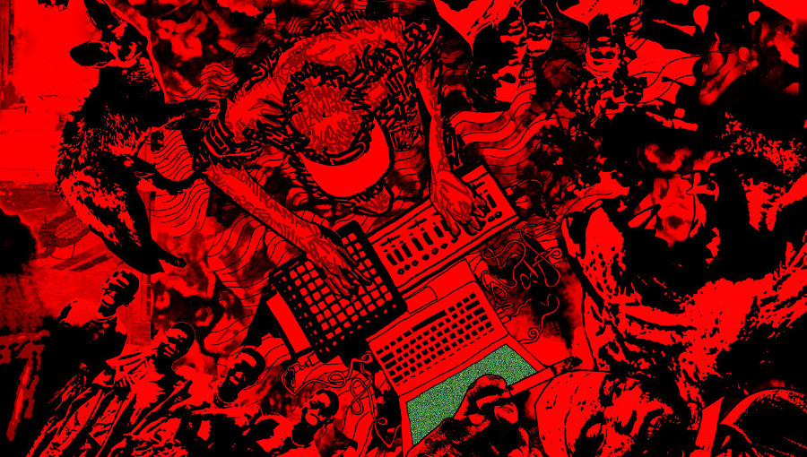 Nandele, Likumbi, makonde, musique electronique du mozambique, musique mozambicaine, producteur mozambicain, boom bap, liquid