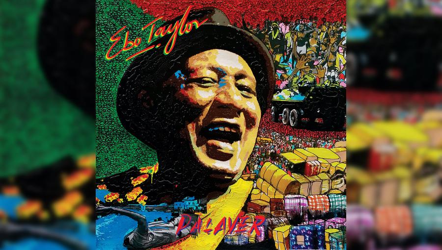 Ebo Taylor, Palaver, album perdu, BBE Music, Tabansi Records, highlife, highlife ghanéen