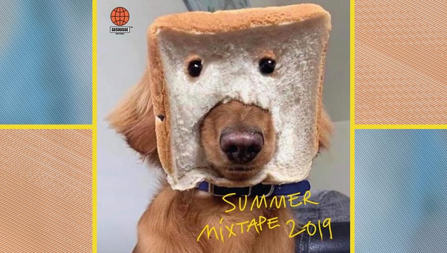 Summer Mixtape 2019, Secousse, playlist de l'été, Etienne Tron, tropical, reggae, zouk, afrobeat, mixtape, mix du dimanche