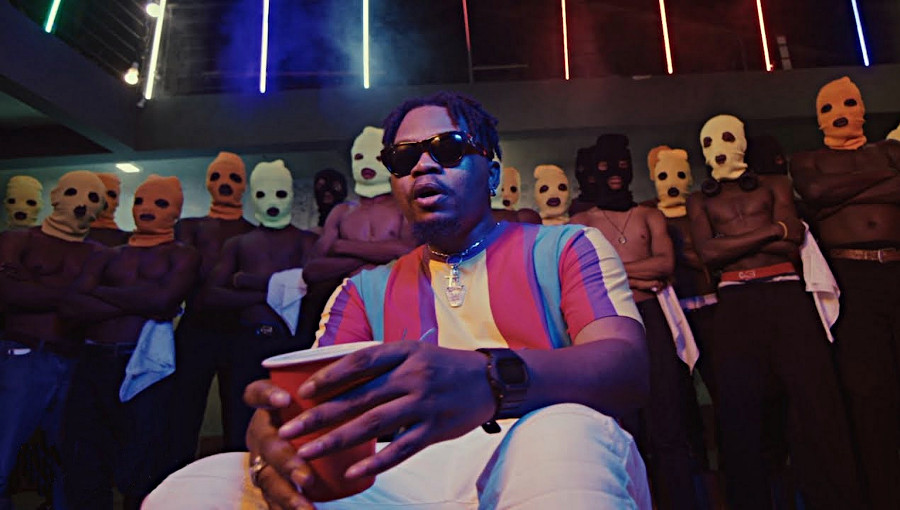 Olamide, Wizkid, Id Cabasa, Totori, afrobeat, afropop, rap nigérian, hit, nouveau clip