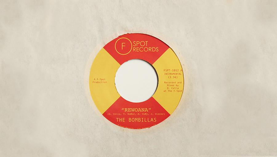 The Bombillas, Rewoana, Ya Maje, ethiojazz, groupe americain, F-Spot Records, ethiorock, fusion, afrique du nord, guitare malienne, nouvel EP