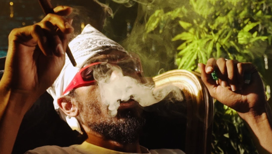 Mr Williamz, Big Zeeks, More Weeds, Scalpaz, The fresh prince of harlesden, reggae, dancehall, cannabis, nouveau clip