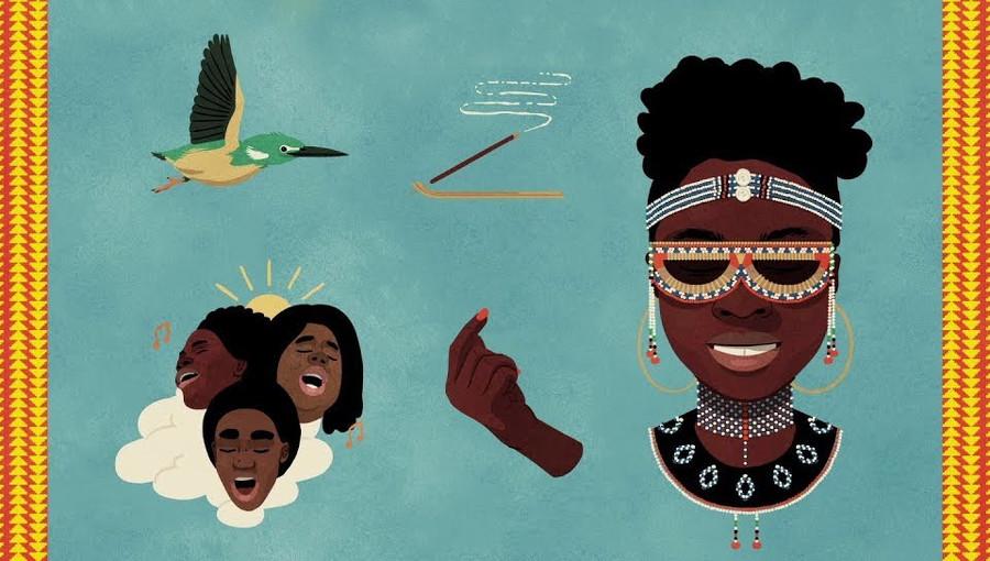 Sampa The Great, Freedom, The Return, Ninja Tunes, artiste zambienne, artiste botswanaise, nouveau titre, nouvel album, soul, hip-hop, nu-soul