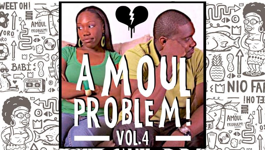 Amoul Problem, Amoul Problem Vol 4, musique africaine, mix, chanson sur l'amour, chanson sur les femmes, Boris Paillard, Mixanthrope, African Beats & Pieces