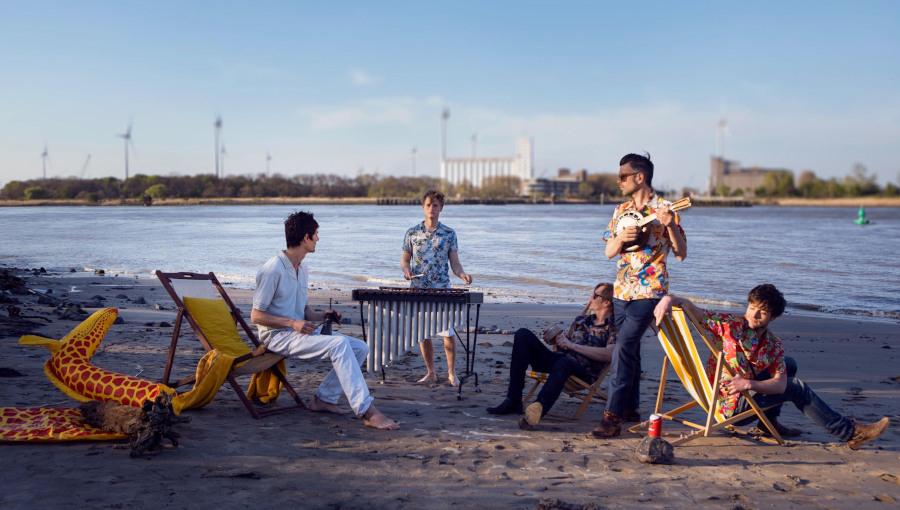 Compro Oro, Suburban Exotica, Sdban, Gand, label belge, jazz belge, tropical, exotic, Mogadishu, Baobab, nouvel album