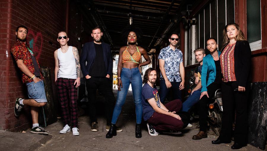 LAC, London Afrobeat Collective, Power To The Women, Humans, nouvel album, nouveau clip, Juanita Euka, afrobeat, chanson engagée