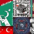 5 albums turcs, musique turc, musique alternative, funk electronique, funk anatolien, hard rock turc, rock anatolien, drone, ambient, experimental, hip hop, grup Ses, Gulistan