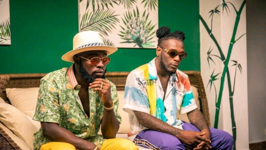 Burna Boy, star nigeriane, Manifest, rappeur ghanéen, nouveau clip, nouvel EP, Tomorrow, The Gamble, afrobeat, hip-hopn rap africain