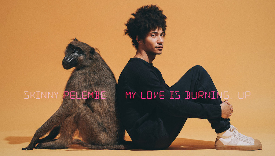 Skinny Pelembe, My love is burning, up, down, drum, jazz, pop, alternative, musique electronique, doncaster, johannesburg, Brownswood Recordings