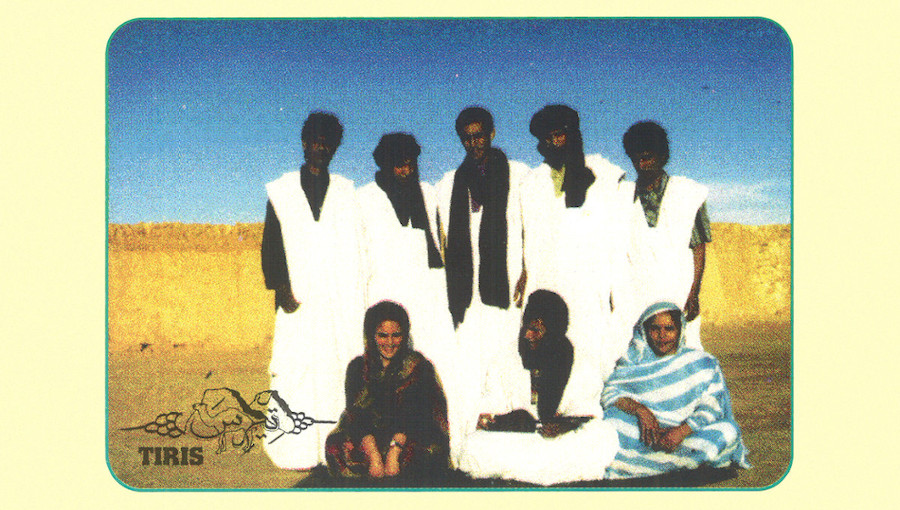 Tiris, El Wali, groupe sahraoui, front polisario, musique du desert, Sahel Sounds, Sahara Occidental, El Aioun, disque rare