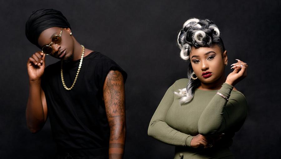Navy Kenzo, Aika, Nahreel, duo tanzanien, bongo flava, afrodancehall, Locked EP, nouveau clip, Magical, musique tanzanienne, chanson d'amour
