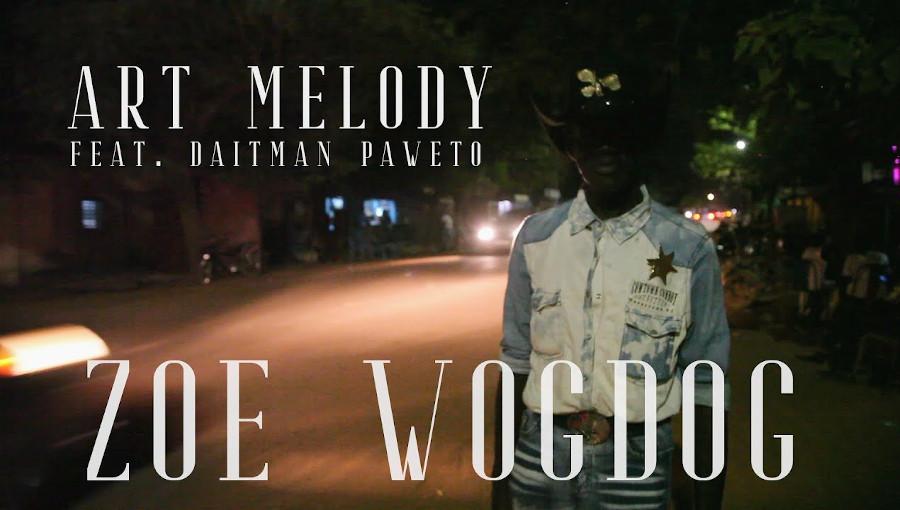 Art Melody, Daitman Paweto, Zoe Wogdog, Ouagadougou, Ouga la nuit, Redrum, Tentacule Records, rap burkinabé, burkina faso, nouveau clip, Zoodo, Martin Demay, Rasca Prod