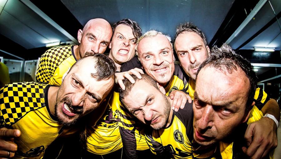 Dubioza kolektiv, Dubioza, fanfare, punk, groupe bosniaque, ska, reggae, fakenew, balkan, manu chao, suprem soviet, robbie megabyte, earl sixteen