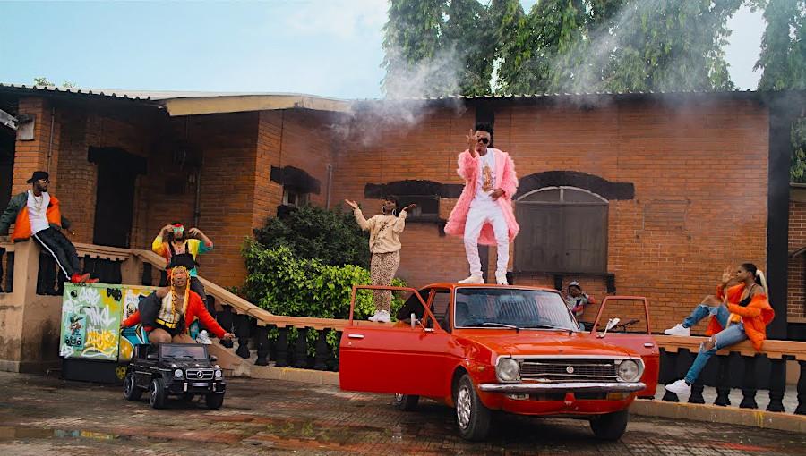 Mayorkun, Geng, Dammy Twitch, nouveau clip, afrobeat, hip-hop, afropop, star nigeriane