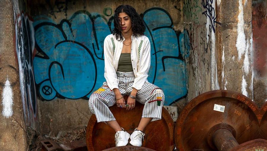 Felukah, rappeuse egyptienne, rap egyptien, hip hop arabe, Citadel, 22+1, Sara El Messiry, nouveau titre, nouveau clip