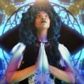 Moonchild Sanelly, cheveux bleus, Transgressive, nouveau clip, Bashiri, gqom, musique sud-africaine, psychedelisme, kaleidoscope, musique électronique