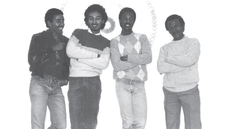 Admas, Sons of ethiopia, réédition, album, 1984, ethiojazz, jazz, highllife, samba, musique electronique, analogique, Frederiksberg Records, Andrea Vingaard