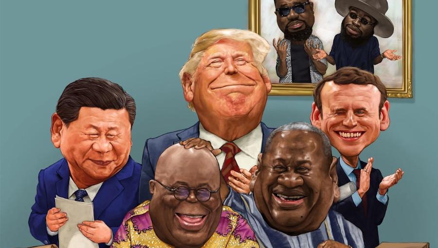 Sarkodie, M.anifest, Manifest, rap ghanéen, rappeur ghanéen, unis, hip hop, black lives matter, noir, esclavage, Brown Paper Bag, George Floyd