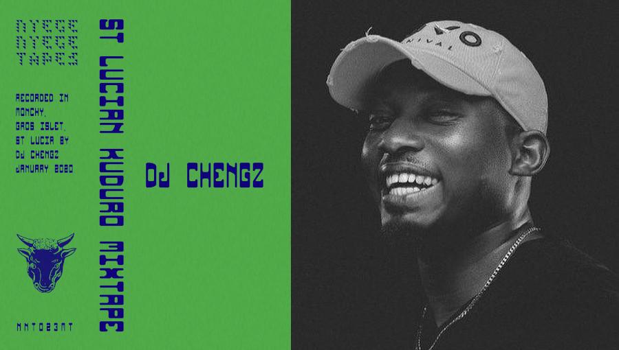 St Lucian Kuduro Mixtape, DJ Chengz, Sainte Lucie, Nyege Nyege, Nyege Nyege Tapes, kuduro, soca, zouk, kweyol, mixtape, cassette