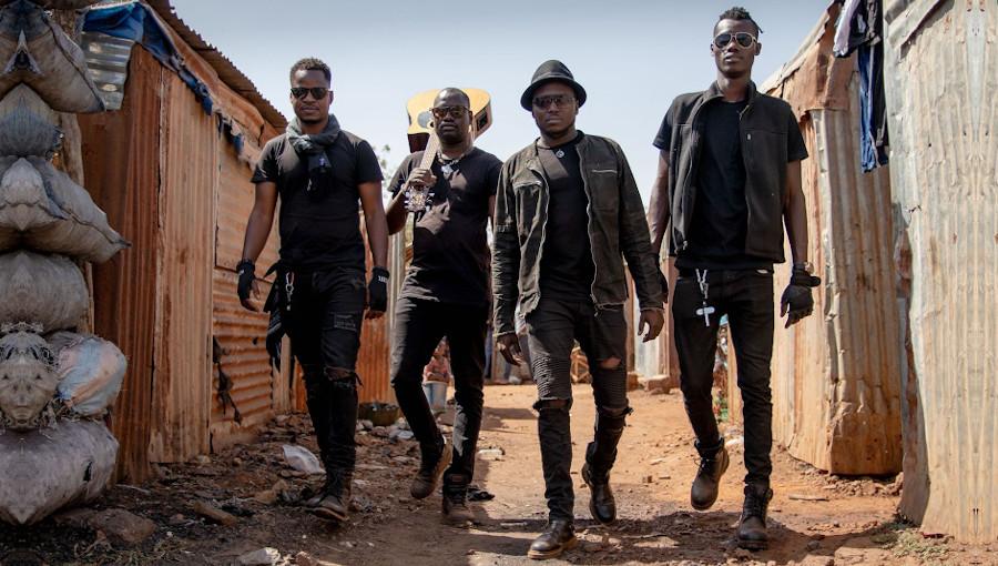 Songhoy Blues, nord mali, musique malienne, rock africain, punk, Badala, nouveau titre, nouvel album, Optimisme, feminisme, émancipation, Fat Possum Records, Aliou Toure, Garba Toure