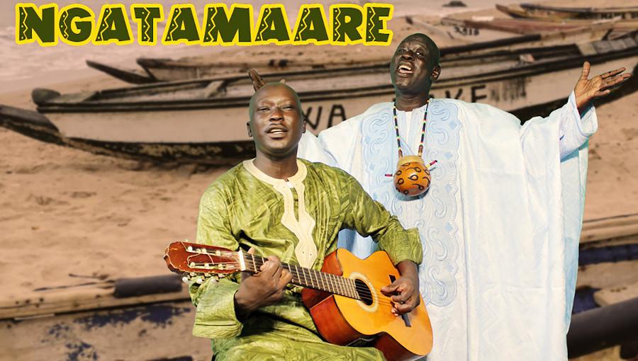 Ngatamaare, Ngalu Fouta, muisque peule, peuls du sénégal, Palenque Records, musique sénégalaise, Fouta Toro, Walaldé, Sally Diawu, Harouna Diop, Mauritanie