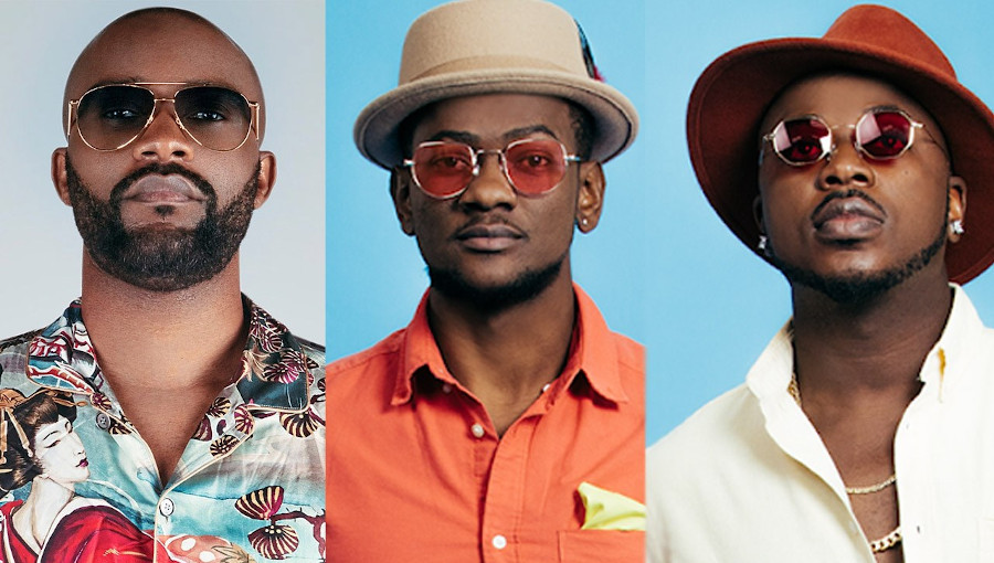 Ye Mama, Fally Ipupa, Aigle, Toofan, Barabas, gweta, groupe togolais, tokoss, chanteur congolais, rumba, collaboration, nouveau titre