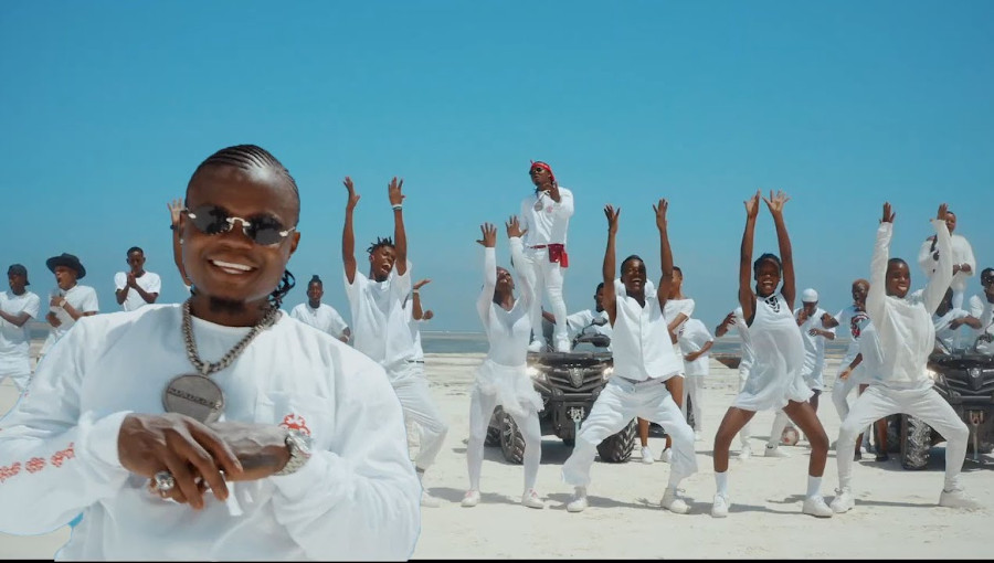 Harmonize, Anajikosha, nouveau titre, nouveau clip, bongo flava, amapiano, artiste tanzanien, Daxo Chali, Rajab Abdul Kahali, Konde Boy, Konde records