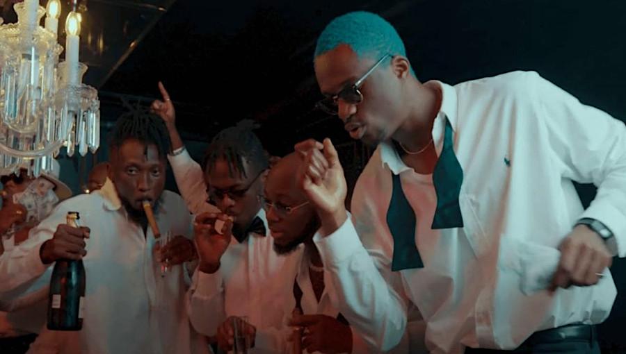 Joey B, Sarkodie, Ghana, Cold, Lava Feels, nouveau clip, rap ghanéen, DJ Krept, Yaw Phanta, hip hop africain, featuring