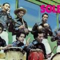"""La Cumbia Moderna de Soledad, La Clavada, Vampisoul, reedition, Codiscos, 1979, cumbia, folklore colombien, musique colombienne, costeno, Pedro """"Ramayá"""" Beltrán"""