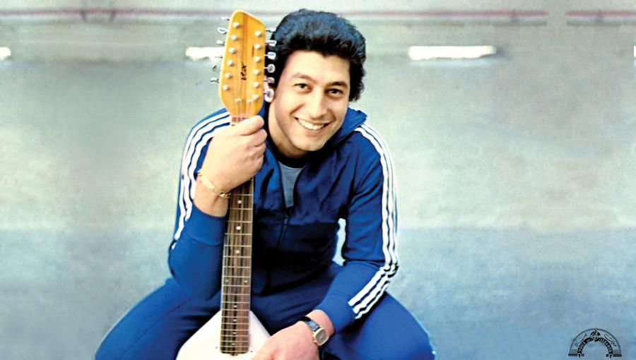Omar Khorshid, With Love, reedition, guitariste egyptien, Wewantsounds, Mario Choueiry, Institut du Monde Arabe, Voice of Lebanon, Les Petits Chats, Ahwak, Hebbina Hebbina, rahbaniyat, musique arabe
