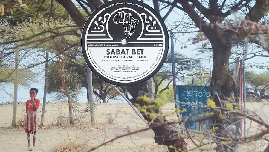 Sabat Bet Cultural Gurage Band, Nebeyu Hamdi, Out of Addis, Yebolala, Nick Manasseh, Sheba Sound, nouvel EP, krar, masenqo, Kebeno, musique ethiopienne, Welkite, Bubu Teklemariam